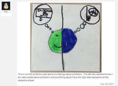 """Look Teacher…No Hands!"""" 